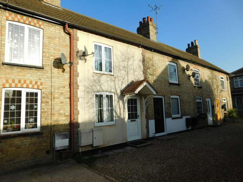 2 Bedrooms Terraced House for sale in Davis Row, Arlesey, Beds SG15 6RB