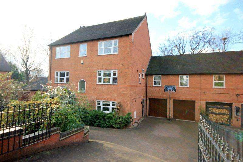 5 Bedrooms House for sale in Thomas Ward Place, Penkhull