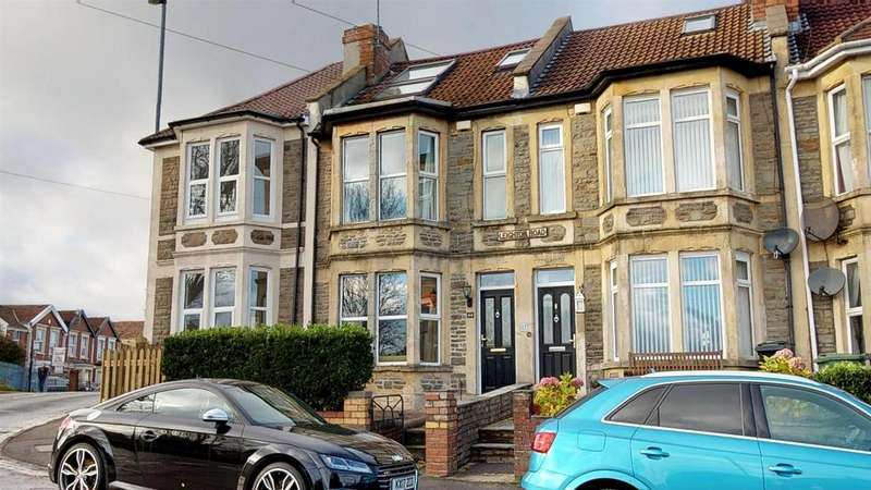 3 Bedrooms Terraced House for sale in Knowle