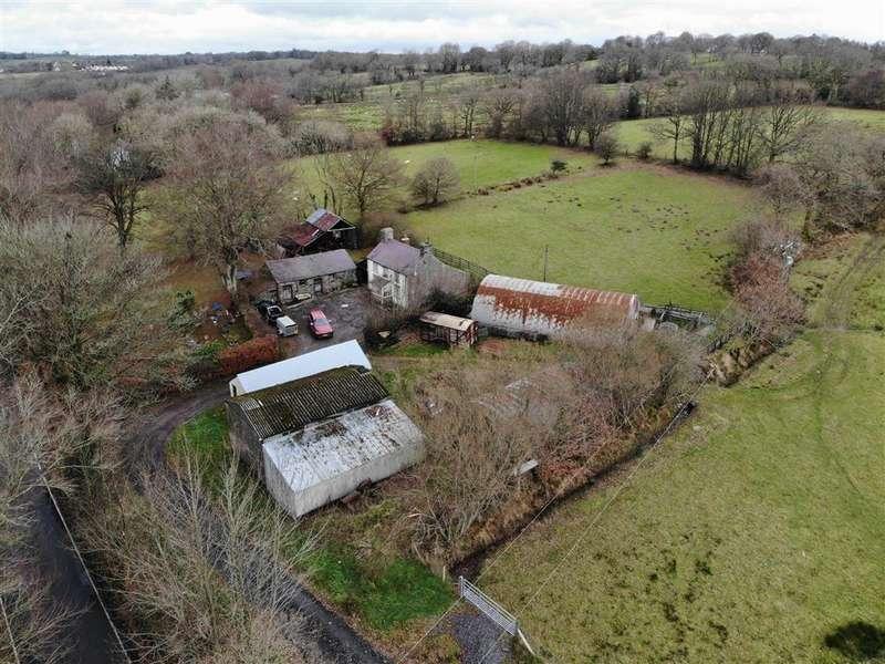 3 Bedrooms Farm Commercial for sale in Llanio Road, Tregaron, Ceredigion, SY25