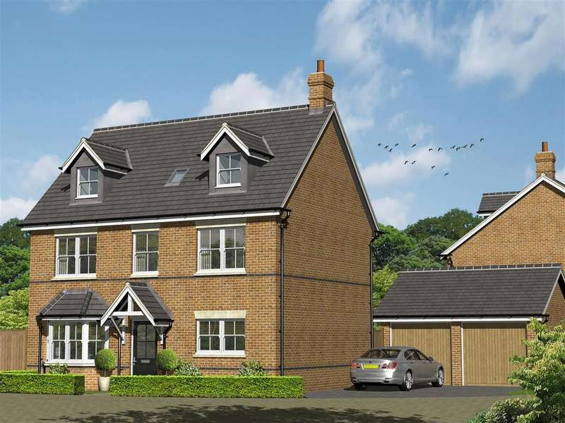 5 Bedrooms Detached House for sale in Plot 19, The Larch, Cow Lane, Edlesborough