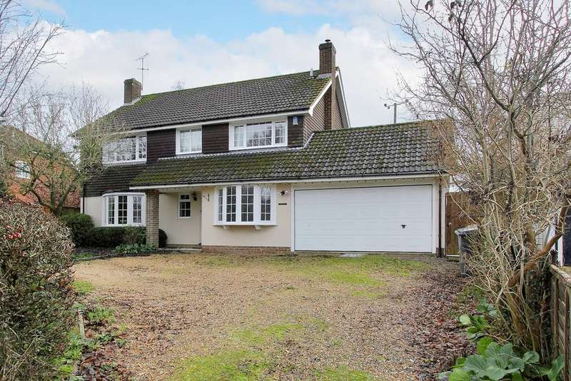 4 Bedrooms Detached House for sale in Smannell