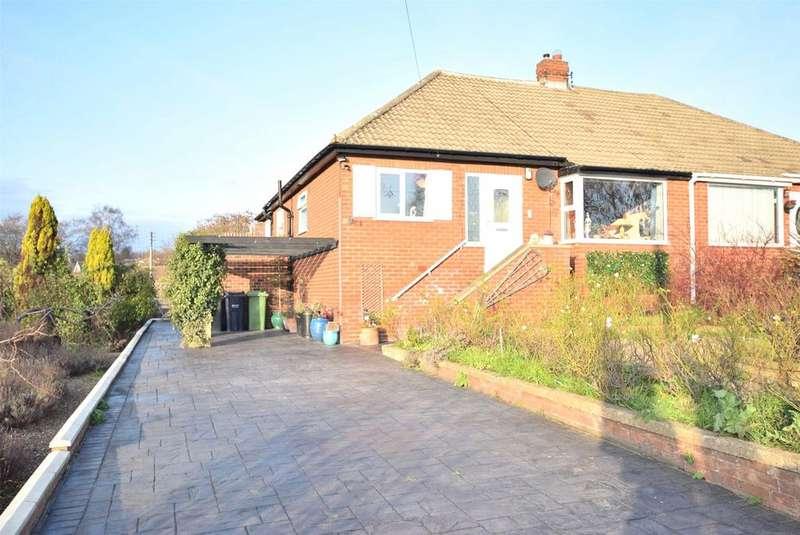 2 Bedrooms Semi Detached Bungalow for sale in Birtley