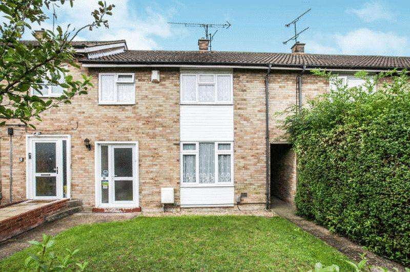 3 Bedrooms Terraced House for sale in Willow Way, Houghton Regis