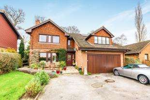 5 Bedrooms Detached House for sale in Oaks Close, Etchingham, East Sussex