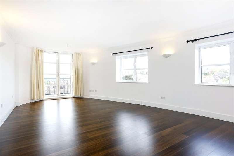 2 Bedrooms Flat for sale in Worple Road, London, SW19
