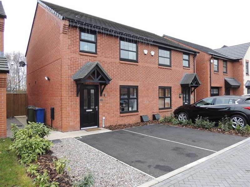 3 Bedrooms Semi Detached House for sale in Hawthorn Avenue, Hazel Grove, Stockport