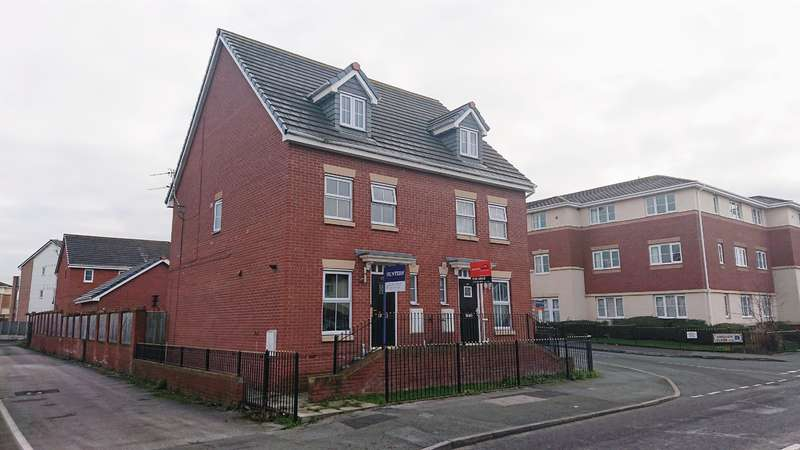 3 Bedrooms Semi Detached House for sale in Twickenham Drive, Leasowe, Wirral, CH46 2QE