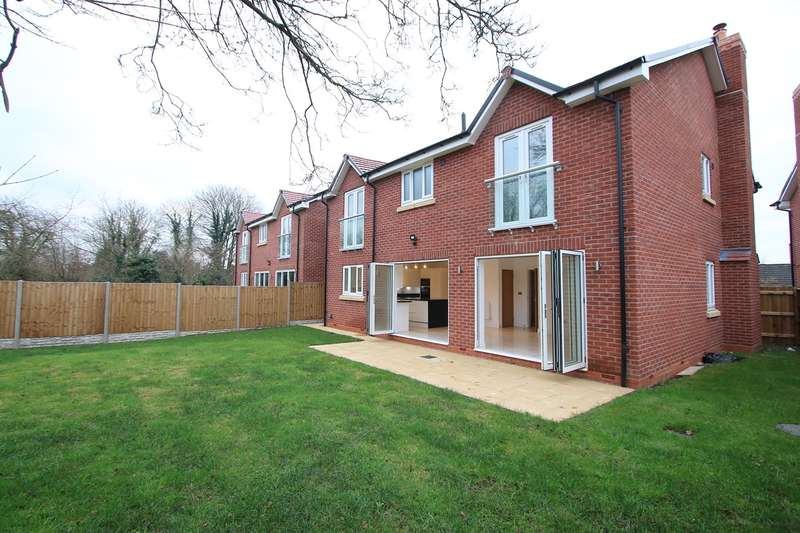 4 Bedrooms Detached House for sale in Haybridge Avenue, Hagley, Stourbridge, DY8