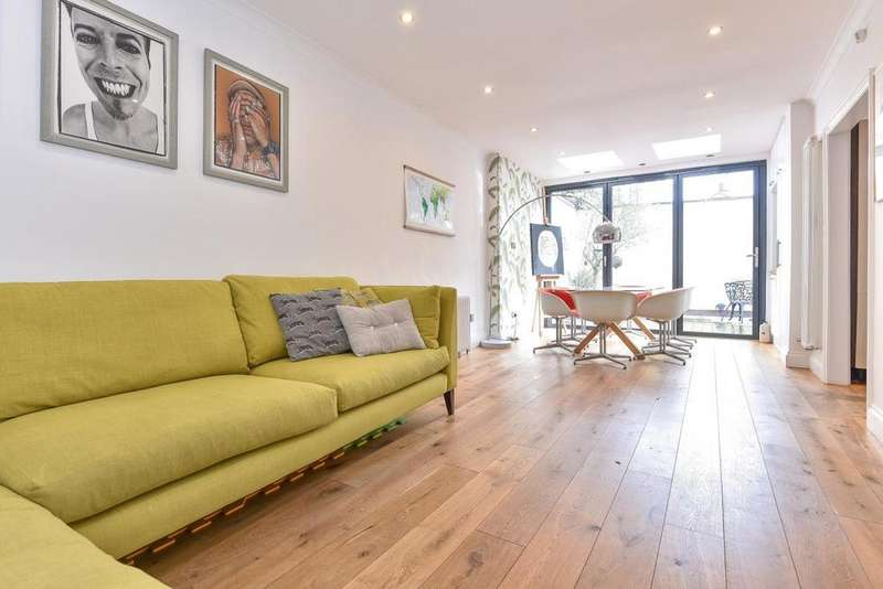 4 Bedrooms End Of Terrace House for sale in Pleydell Avenue, Crystal Palace