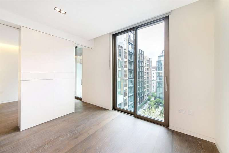 3 Bedrooms House for sale in Pearson Square, Fitzroy Place, W1T