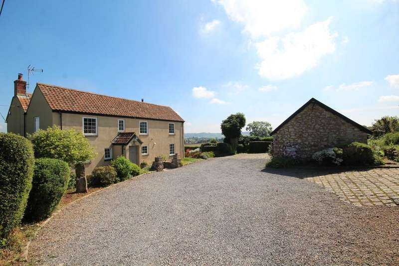 5 Bedrooms Cottage House for sale in Harptree Hill, West Harptree