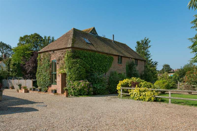 5 Bedrooms Detached House for sale in Dambridge Farm Road, Wingham, Canterbury