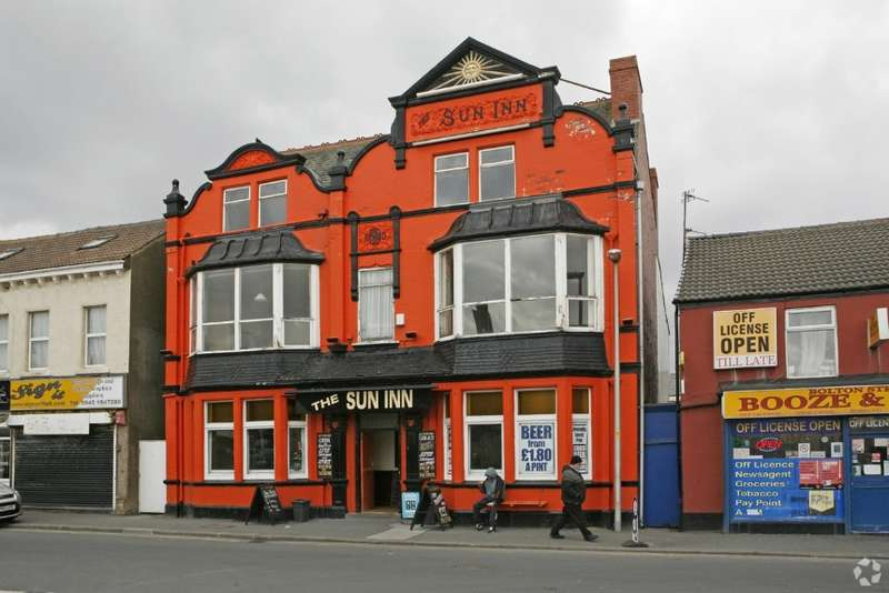 Pub Commercial for sale in The Sun Inn, 88 Bolton Street, Blackpool, Lancashire