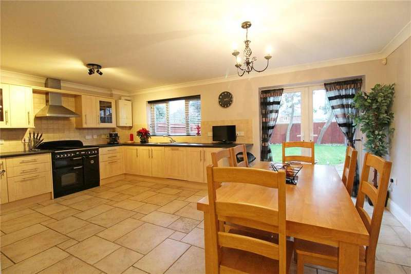 4 Bedrooms Detached House for sale in Spalding Road, Deeping St. James, Peterborough, PE6