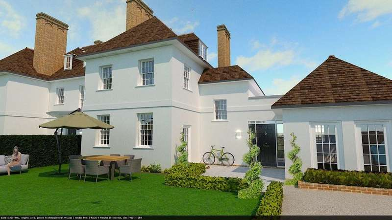 4 Bedrooms Semi Detached House for sale in Jointon Road, Folkestone, CT20