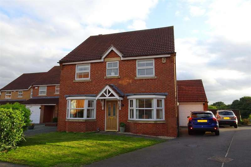 4 Bedrooms Detached House for sale in Stanley Common