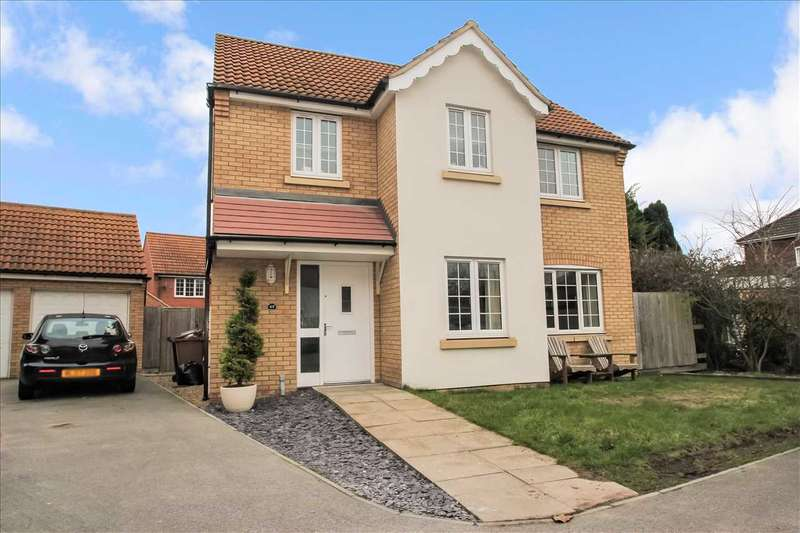 3 Bedrooms Detached House for sale in Pavillion Gardens, Lincoln