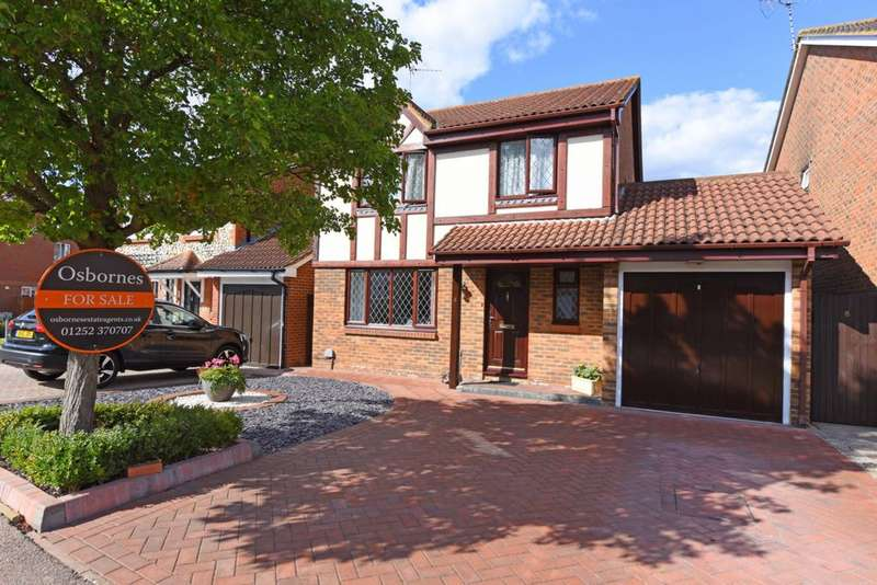 4 Bedrooms House for sale in The Rockery, Farnborough, GU14