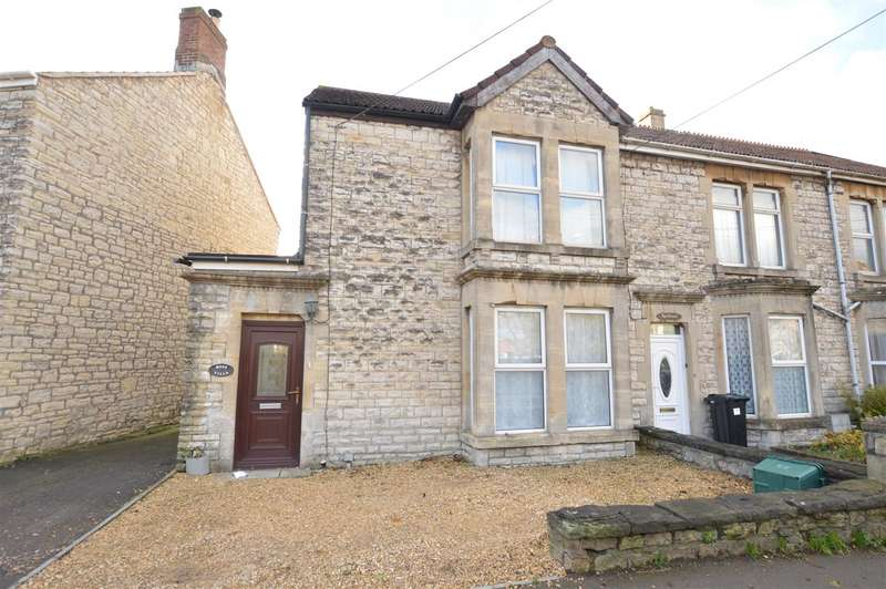 3 Bedrooms End Of Terrace House for sale in High Street, High Littleton