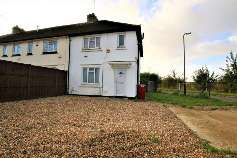 3 Bedrooms Semi Detached House for sale in Colnbrook