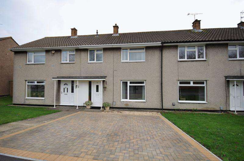 3 Bedrooms Terraced House for sale in Blakeney Road, Patchway, Bristol