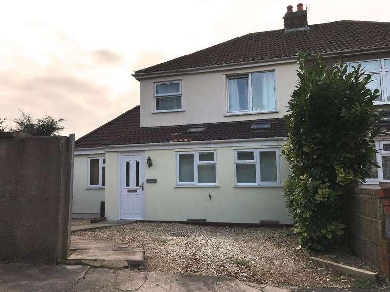 1 Bedroom Flat for sale in Vera Road, Fishponds, Bristol, BS16 3EL