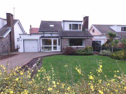 3 Bedrooms Detached House for sale in Abbey Road, Llandudno, Conwy, North Wales, LL30