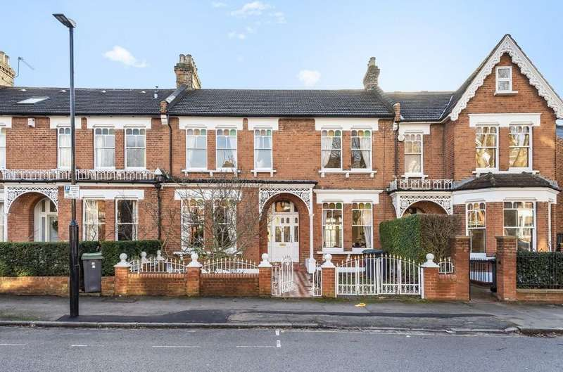 5 Bedrooms Terraced House for sale in Mount View Road, London