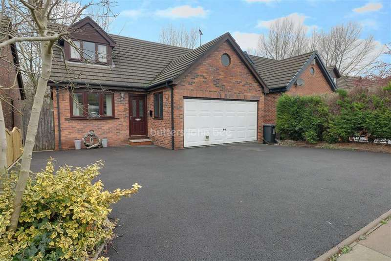 4 Bedrooms Detached House for sale in Woodside Drive