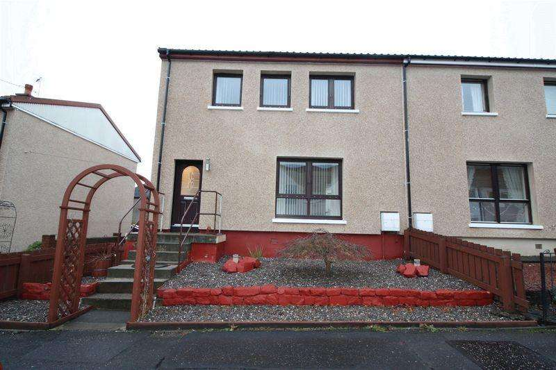 3 Bedrooms Terraced House for sale in 18 Church Grove, Tillicoultry