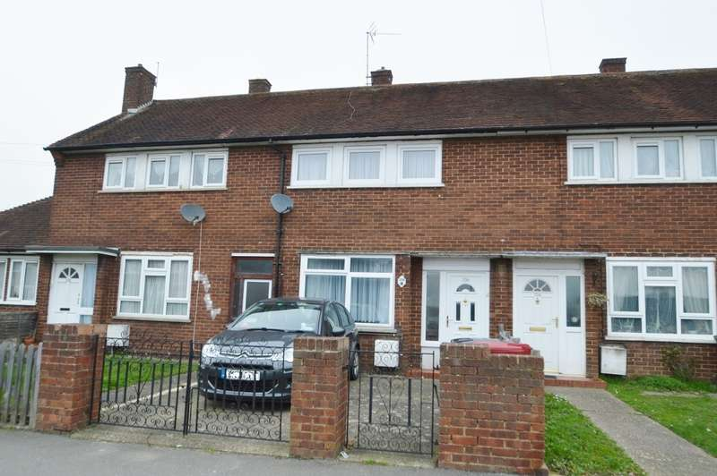 2 Bedrooms Terraced House for sale in Trelawney Avenue, Langley, SL3