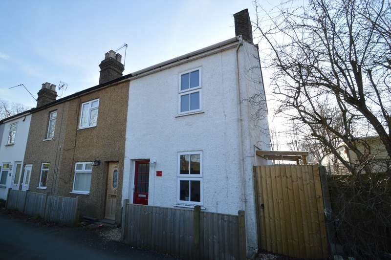 2 Bedrooms End Of Terrace House for sale in Mill Place, Datchet, SL3