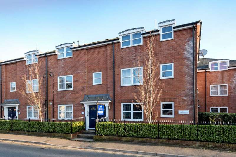 2 Bedrooms Flat for sale in Salisbury Road, Blandford Forum