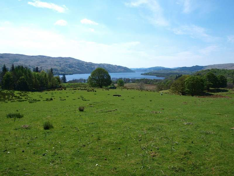 Farm Commercial for sale in Barbreck Farm, Kilchrenan, Taynuilt, Argyll, PA35
