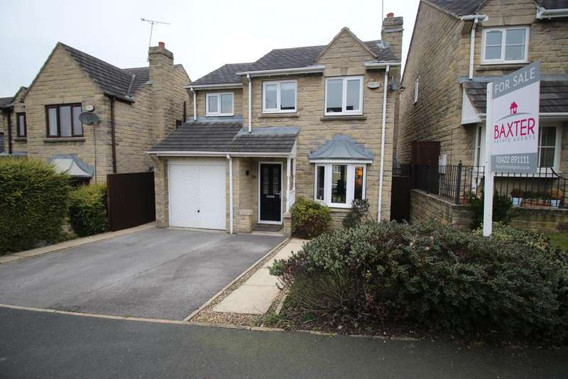 3 Bedrooms Detached House for sale in Ennerdale Drive, Elland HX5