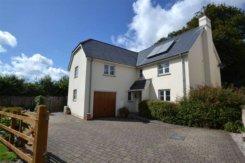 4 Bedrooms Detached House for sale in Liverton Drive, Swimbridge