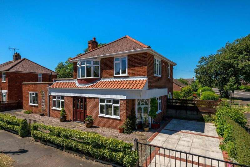 4 Bedrooms Detached House for sale in North Parade, Sleaford, Lincolnshire, NG34