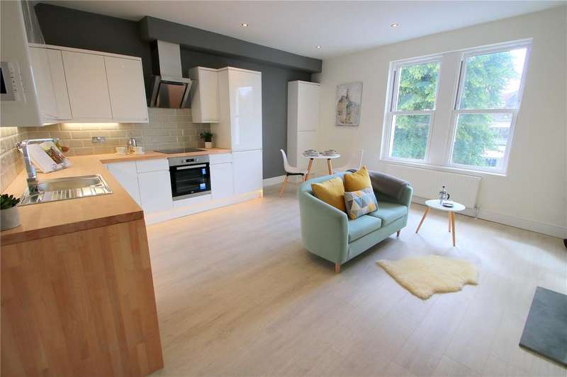 2 Bedrooms Maisonette Flat for sale in Dean Lane, Southville, BRISTOL, BS3
