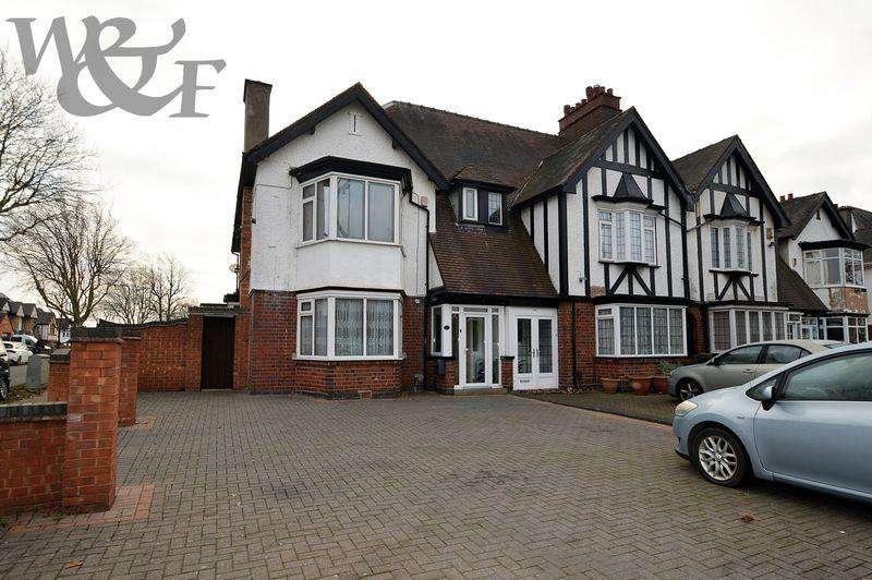 4 Bedrooms Terraced House for sale in Kingsbury Road, Erdington, Birmingham