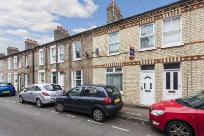3 Bedrooms Terraced House for sale in Cambridge, Cambridgeshire