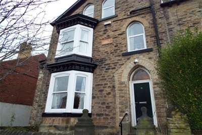 6 Bedrooms House for rent in Brighton Terrace Road, Sheffield, S10 1NT