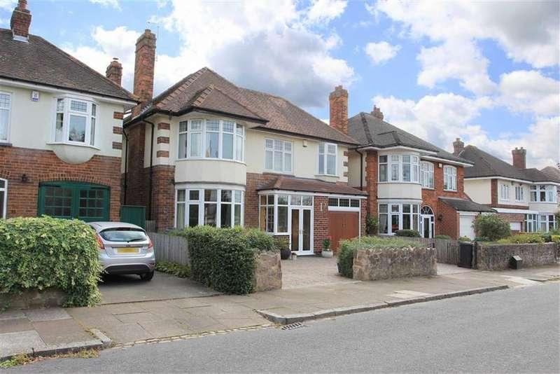 5 Bedrooms Detached House for sale in Wimborne Road, Leicester