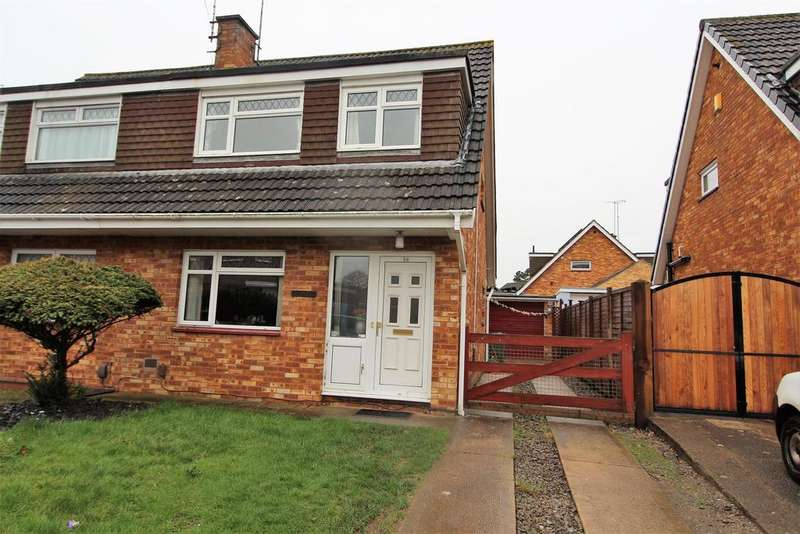 3 Bedrooms Semi Detached House for sale in Foxcombe Road , Whitchurch, Bristol