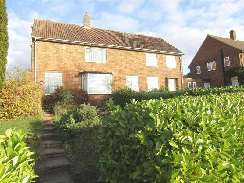 4 Bedrooms Semi Detached House for sale in Mountjoy, Hitchin, SG4