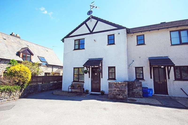 1 Bedroom End Of Terrace House for sale in Calvert Court, Main Street, Endmoor