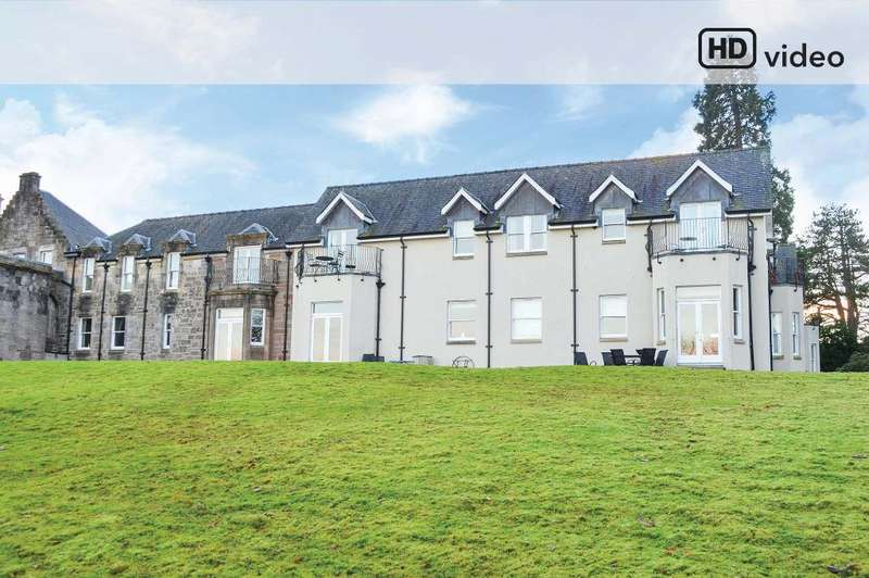 2 Bedrooms Terraced House for sale in Lomond Castle , Loch Lomond, Arden, G83 8EE