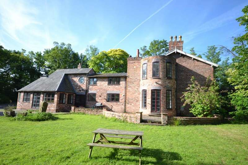 6 Bedrooms Detached House for sale in Newton Hall Lane, Mobberley