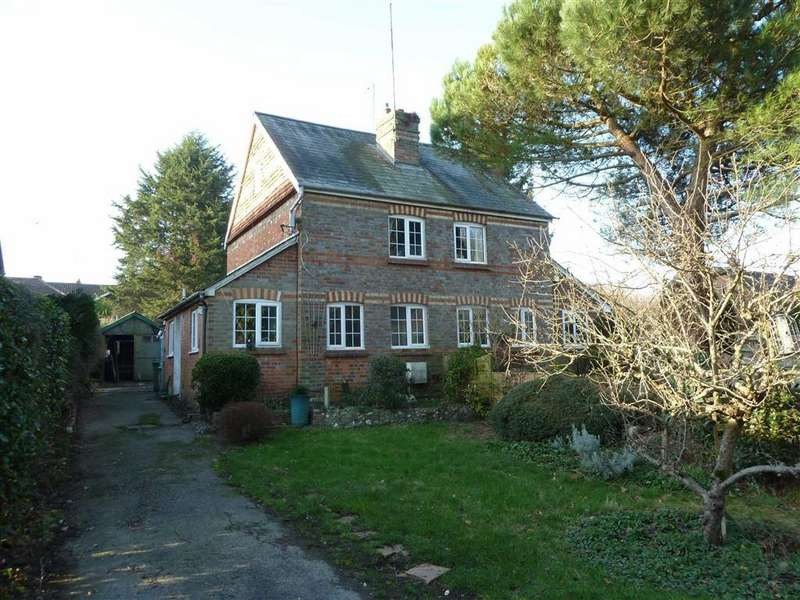 2 Bedrooms Semi Detached House for sale in Peppard Road, Sonning Common, Sonning Common Reading