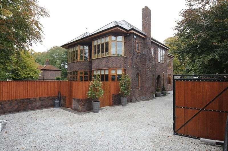 5 Bedrooms Property for sale in Beaconsfield Road, Woolton, Liverpool, L25